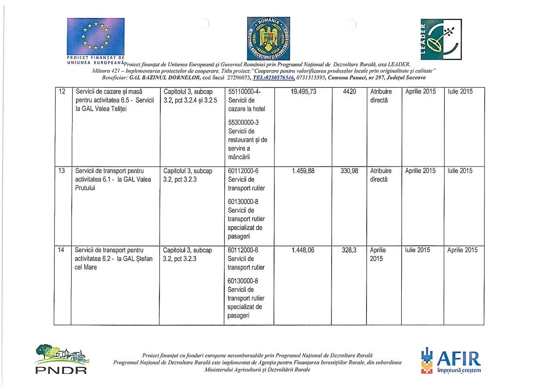 Program achizitii 421_004